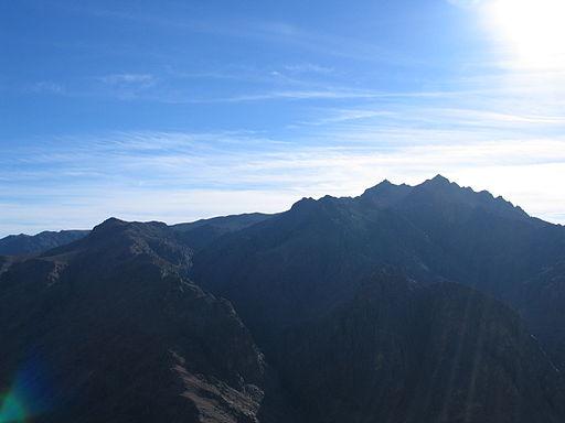 Mount of Saint Catherine