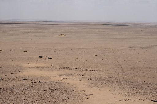 Qattara Depression (March 2007)