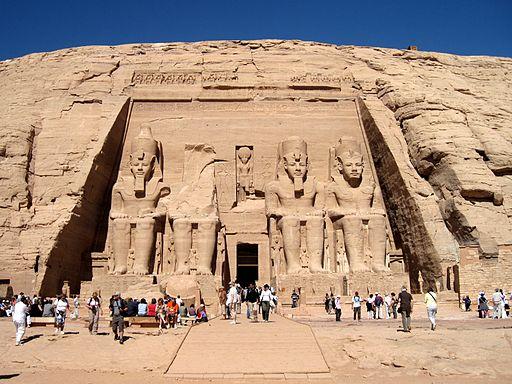 Groser Tempel (Abu Simbel) 02