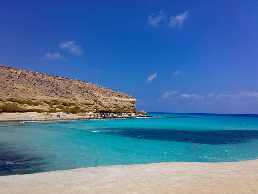 Agiba Beach--- Mersa Matrouh???? ????? --???? ?????