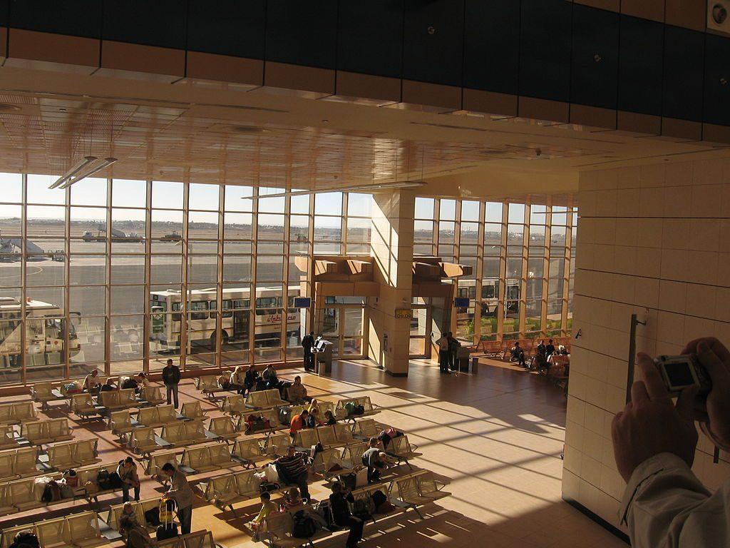 シャルム・エル・シェイク国際空港